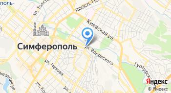 Электронный Экспресс Крым на карте