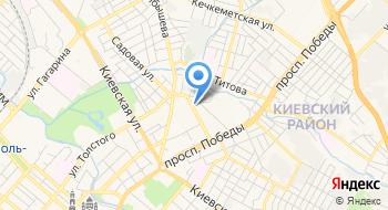 Киевский Жилсервис на карте