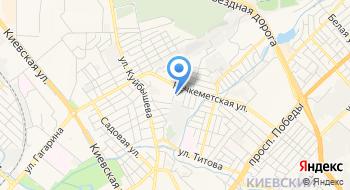 Главное управление МЧС России по Республике Крым на карте