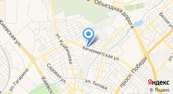 Агентство Гаран-Недвижимость на карте