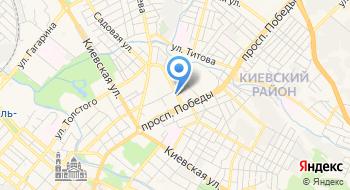 Отель Лермонтов на карте