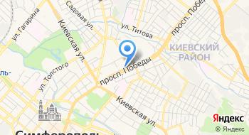 Синергия Групп на карте