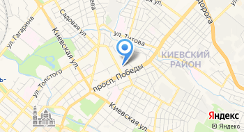 ГБУЗ РК Симферопольская поликлиника № 2 на карте