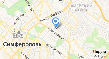 Крымский Тренинговый Альянс на карте