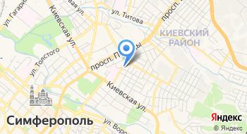 Крымская Часовая Компания на карте