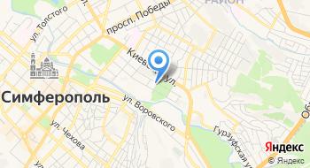 Крым Трансфер Сервис на карте