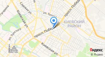 Гранд Шина Крым на карте