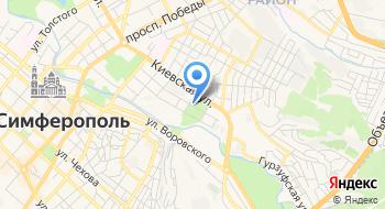 Баланс-Крым на карте