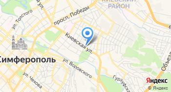 Крымский университет культуры, искусств и туризма на карте