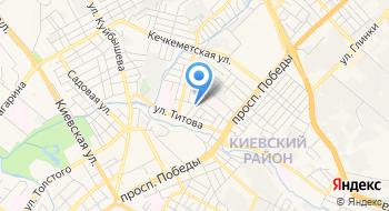 Орбита Крым на карте