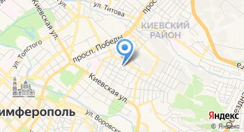 Купец Крым на карте