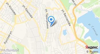 Крымтехкомплект на карте
