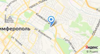 Компания Сруб Крым на карте