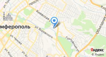 Арт-студия Крым на карте