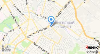 Муниципальное бюджетное учреждение дополнительного образования Симферопольская детская музыкальная школа № 4 на карте