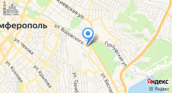 Пивной дворъ на Воровского на карте