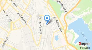 Рыболовный интернет-магазин Снасти на карте