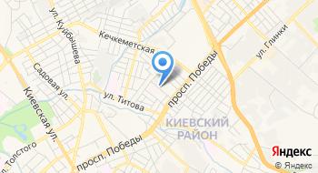 Крымское межрегиональное управление государственного автодорожного надзора Федеральной службы по надзору в сфере транспорта на карте