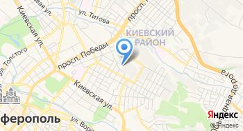 Филиал ФГУП Охрана МВД России по Республике Крым на карте