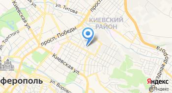 ДонШина Симферополь на карте