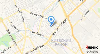 Симферопольский завод авторулей на карте