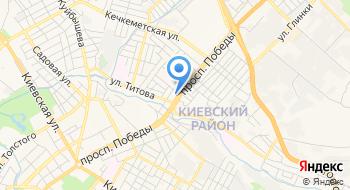 Клиника пластического хирурга Безрукова С.Г. Стационар на карте