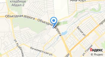 Витэл Телемир на карте