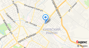 Предприятие Крымтехснаб на карте