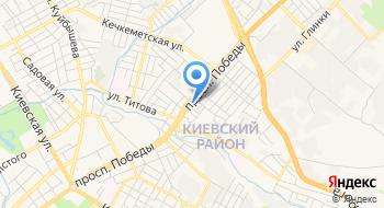 Крымская государственная инспекция пробирного надзора на карте