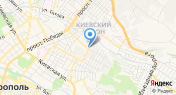 Правовое бюро ОРДО на карте