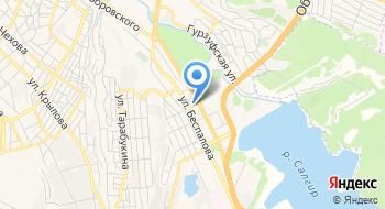 Хостел Молодежная Dacha на карте