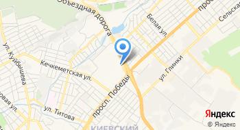 Симферопольская Городская Детская Клиническая Больница на карте