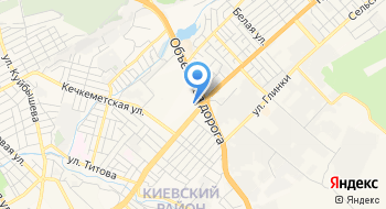 Супротек - Авторынок Бородинский на карте