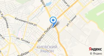 Серво-Юг Крым на карте
