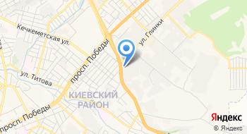Фабрика-Кухня на карте