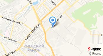 Авенир Крым на карте