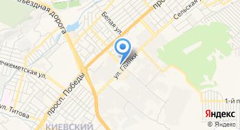 ЧП Крымаквастрой на карте