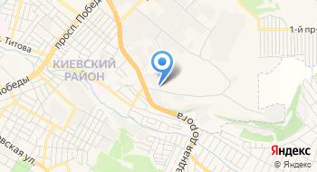 Крым-Лайн на карте