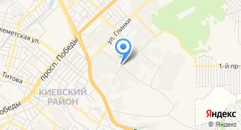 Симферопольская мебельная фирма Юриал на карте