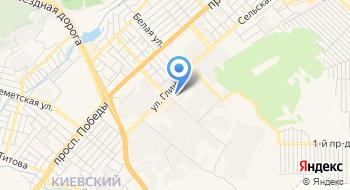 VIP-Textil Крым. Мебельные ткани, фурнитура и комплектующие на карте