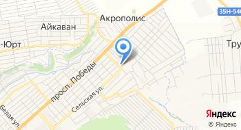 Культурно-досуговый центр Муниципального Городской округ Симферополь на карте
