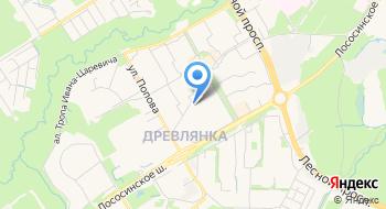 ИП Молодцов А.О. на карте