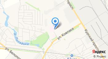 Областная Детская поликлиника на карте