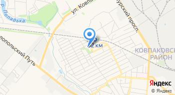 Сумское городское общественное объединение Любисток на карте