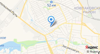 Компания Ракитянский на карте