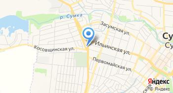 Сумской Городской центр Занятости на карте