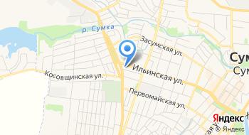Сумской Научно-исследовательский центр продуктивности АПК на карте