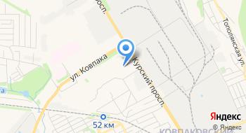 Поликлиника № 4 городской больницы на карте