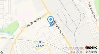 Сумское областное отделение Всеукраинская сеть ЛЖВ на карте