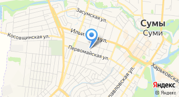 Спортивный клуб Максима на карте